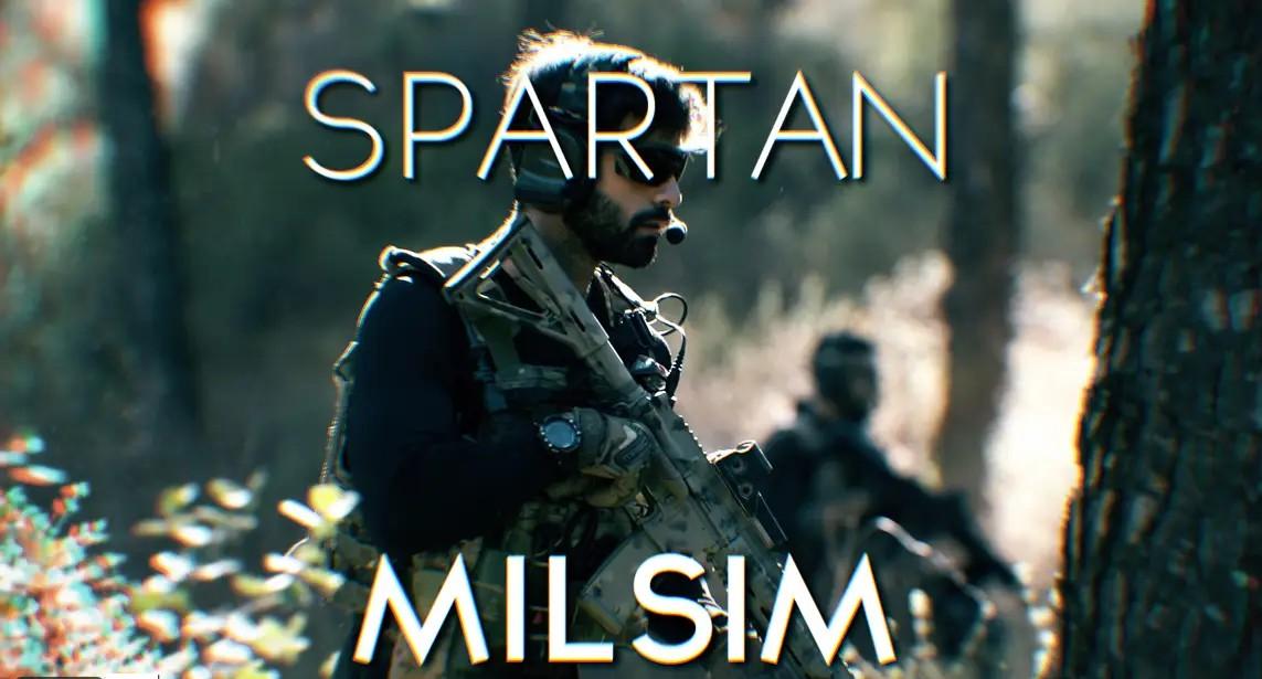 SPOT SPARTAN MILSIMS