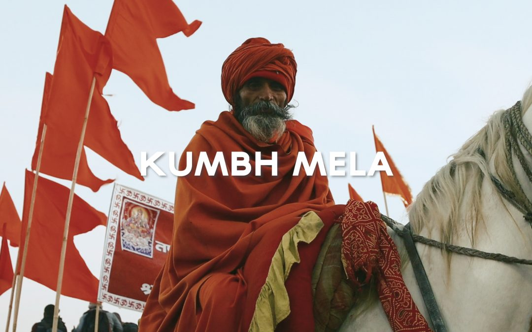KUMBH MELA – LA GRAN PEREGRINACIÓN RELIGIOSA
